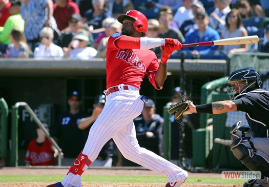 The Phillies signed OF Andrew McCutchen to a 3 year contract.